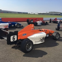 Alpha Gamma Solutions spend day at Silverstone
