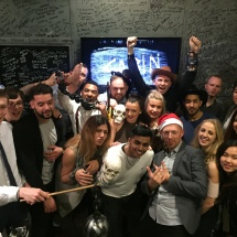 Alpha Gamma Solutions celebrate Christmas Party