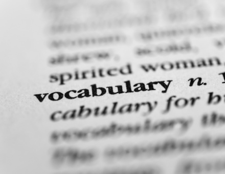 Change your vocabulary to become a better sales representative, suggets Alpha Gamma Solutions